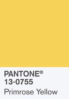 colori matrimonio 2017 giallo