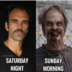 The Walking Dead Walking Dead Funny, Fear The Walking Dead, Twd Memes, Funny Memes, Funny Pics, Walker Twd, Friend Memes, Stuff And Thangs, Daryl Dixon