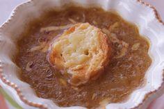 Sopa de cebola by Segredos da Tia Emília. ..:: Segredos da Tia Emília ::..