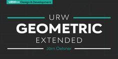 Font dňa – URW Geometric Extended   https://detepe.sk/font-dna-urw-geometric-extended