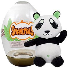 This fun Smanimals Panda with a fresh pear scent makes a perfect gift. It is loaded with a scent that will last up to 2 years!