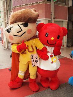 with Tsuyuyakisoban.