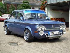 1967 NSU TT