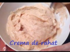 Romanian Desserts, Mousse, Food And Drink, Ice Cream, Sweets, Vegan, Ethnic Recipes, Youtube, Cookies