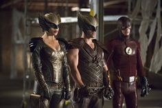 "Flash & Arrow Crossover - ""Legends of Yesterday"""