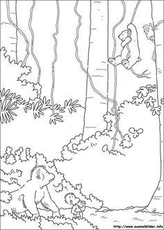 Der kleine Eisbär malvorlagen | Coloring Pages, Ausmalbilder ...