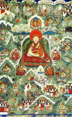 #Buddhism · #Mahamudra and Related Instructions - Core Teachings of the Kagyu Schools — by Peter Alan Roberts