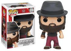 WWE - Bray Wyatt Pop! Vinyl