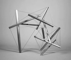 KENNETH SNELSON, Audrey, 1968-2008