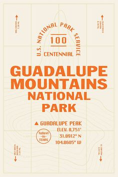 Guadalupe Mountains by Zachary Wieland