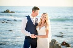 What a beautiful day! Romantic Beach Photos, Wedding Ceremony, Reception, What A Beautiful Day, Bride, Sunset, Photography, Fashion, Wedding Bride