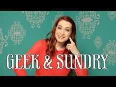 So I created a playlist where I walk everyone through each Geek and Sundry show, hope you enjoy!