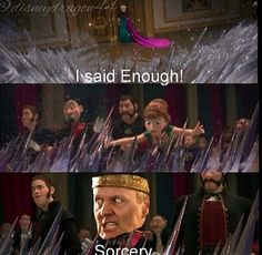 Good to know I wasn't the only one who thought of Uther, lol! <--it was my immediate response to this line!
