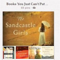 """GROUP BOARD: Books You Just Can't Put Down: """"Tell us about books you have read that are so riveting and engrossing that you just couldn't put them down."""""""