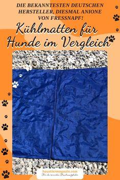 Das große Sommer spezial im HTM, u.a. mit, wie gut sind Kühlmatten für Hunde? Heute mit der Matte von AniOne von Fressnapf.  Welche Kühlmatte schneidet am besten ab?! #hund #kühlmatte #sommer #dog #sommerhitze #haustiere Summer Heat, Dog Accessories, Pooch Workout, Wild Animals, Parenting