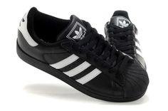Adidas Superstar 2 Black White