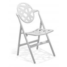 Zuo Modern Meringue Dining Chair, White - Modern Dining Room Furniture