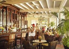 Bar at the Hotel Del Coronado