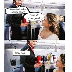 ". FORMAL: 🇧🇷 Gostaria de beber alguma coisa? 🇬🇧 Would you like to drink something? . INFORMAL: 🇧🇷Quer beber alguma coisa? 🇬🇧 Do you want to drink anything? . 🇧🇷 Quais são as opções? 🇬🇧 Which (What) are the options? . Qual? = Which one? Quais? = Which ones? . It can sometimes be translated into English as ""what"". . 🇧🇷 Qual camisa você prefere? 🇬🇧 Which (What) shirt do you prefer? .  We can  use ""Que...?"" as well, when followed by a noun: 🇧🇷Que camisa você prefere? 🇬🇧… Brazilian Portuguese, Wellness, English, Canning, Formal, Drinks, Shirt, Preppy, Drinking"