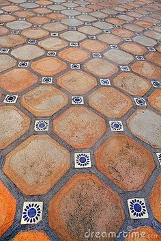 ** Find out more about Spanish tile flooring