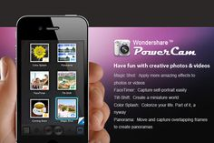 PowerCam™ for iPhone – App Review