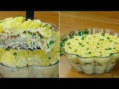 Salata de ton cu maioneza