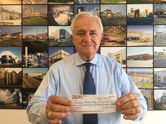 Senador de Baja California ha donado 7.9 mdp de sueldo y prestaciones | El Puntero