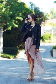 #asymmertical #fashion #FashionCherry