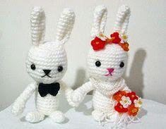 Free Crochet Patterns: Free Crochet Patterns: Spring Toys (Bunnies, Chicks & Ducks)