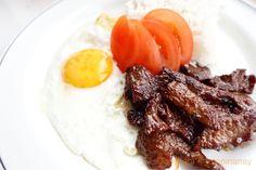 Luto ni Nanay: Beef Tapa