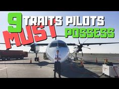 Pilot Personality Traits - Qualities of a Good Pilot! Coffee Business, Pilot, Personality, Character, Pilots, Remote