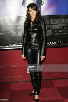 Rachel Legrain Trapani , Miss France 2007 during 'Dreamgirls' - Paris Premiere - Red Carpet Arrivals at Olympia Theatre in Paris, France.