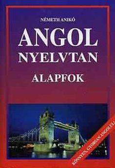 Németh Anikó: Angol nyelvtan - alapfok  Kezdő angol szinten lévő tanulóknak angol nyelvtan tanulására ajánljuk Németh Anikó könyvét. Convenience Store, Convinience Store