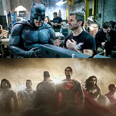 Deadline is reporting that Justice League star Ben Affleck will also serve as an executive producer on the film! Justice League which also stars Henry Cavill Gal Gadot Ezra Miller Ray Fisher Jason Momoa Jeremy Irons Amber Heard J.K. Simmons and Willem Dafoe is directed by Zack Snyder and hits theaters on November 17th 2017. Affleck will also write and direct the first standalone Batman film; which currently has no release date. What do you think of Ben Affleck becoming an executive producer…