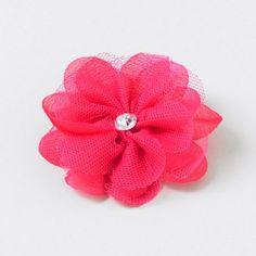Floral Gem Clip | Claire's