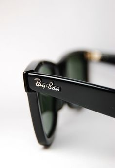 EVERYONE needs a pair of Ray Ban's for the summer