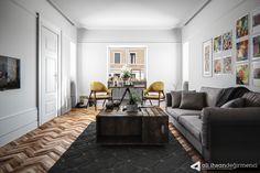 3D Archviz - Special Living Room - by Ali İhsan Değirmenci