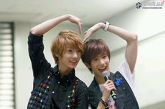 Youngmin and Minwoo