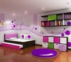 Resultado de imagen para decoración cuarto de niñas camarote