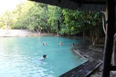 The Krabi rainforest and Emerald pool are really famous. There are natural hot springs to enjoy and the rainforest trek can be quite fun. This trip entails all of that including a visit to the famous Tiger Cave - a buddhist monastry. This will give you a chance to see the traditional thailand.