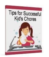 Pre Teen Chore Charts