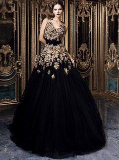 Inspiration Songket Affairs : Stunning Frocks: Couture Elegance by Rami Kadi
