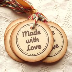 Made With Love....