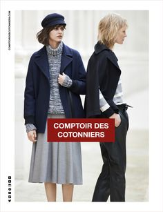 Campagne Automne/Hiver 2014/15 Nice cape