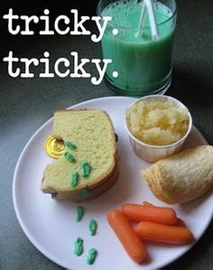 St. Patricks day tricks
