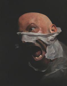 'Genesis', 2014 by Mike Dargas (b. 1983)