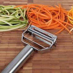 Cortador en juliana | 21 utensilios de cocina para cocinar sano