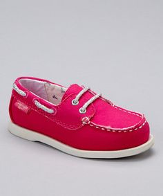 Pink Alex Boat Shoe - Toddler & Girls by OshKosh B'gosh Nina Shoes, Oshkosh Bgosh, Boat Shoes, My Girl, Kids Outfits, Kids Fashion, Sneakers, Pink, Children Clothes