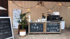 Koffie & Ginbar Restaurant, Lettering, Brewery, Diner Restaurant, Drawing Letters, Restaurants, Dining, Brush Lettering