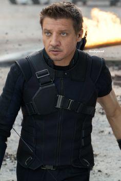 Jeremy Renner as Hawkeye The Avengers, Hawkeye Avengers, Loki Thor, Loki Laufeyson, Clint Barton, Jeremy Renner, Stan Lee, Marvel Comics, Marvel Heroes